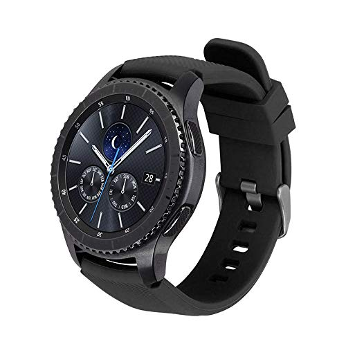 Jewh Smart Silicone Movement - Watchband for Gear S3 Classic/Frontier Watch Band - Sports