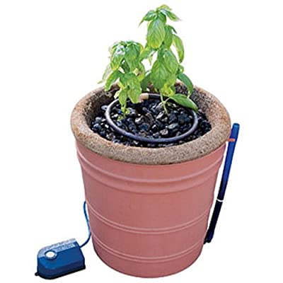 Best Cheap Deal for CocoGrower - Hydroponic System - 6-Gallon Reservoir - Includes Air Pump Tubing Drip Ring Drain Level Tube Pumping Column Support Tube and Growing Media - General Hydroponics GH4430 by General Hydroponics - Free 2 Day Shipping Available