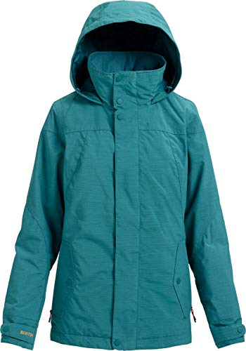 - Burton Women's Jet Set Jacket, Balsam Heather, Small