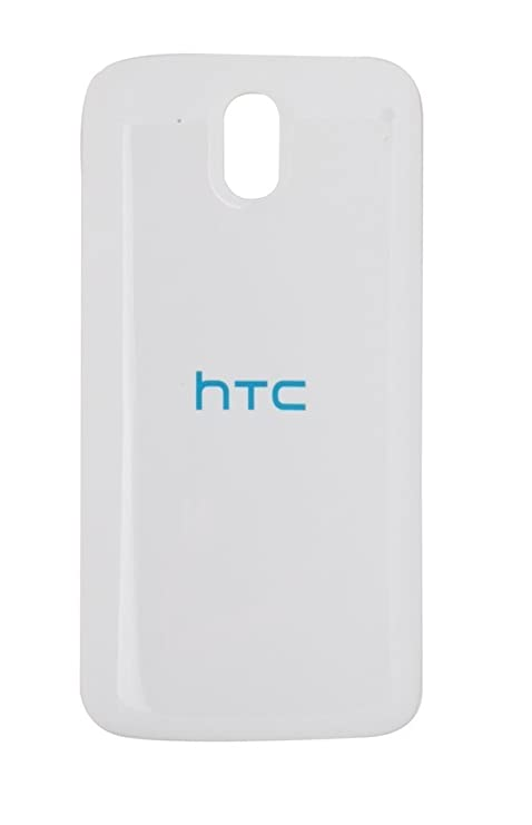sports shoes a1ae6 e03f8 Red Qube Battery Back Panel Replacement Cover for Htc Desire 526 G (White)