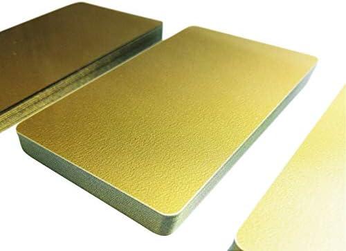 5 Plastikkarten HOLZ DESIGNPremium QualitätPVC KarteKunststoffkarte