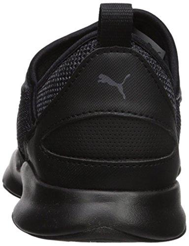 Puma Men's Dare TW Knit Sneaker, Perisco/Black Periscope-puma Black