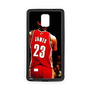 Generic Lebron James TPU Cell Phone Cover Case for Samsung Galaxy Note 4 N9100 AS1W8848864