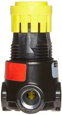 Parker 14R Miniature Series Regulator, Relieving Type, NPT