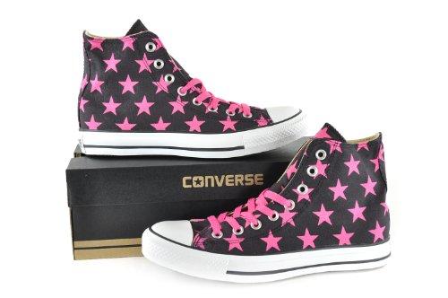 Converse AS Hi Can Basic Star Black Rose Black/Rose