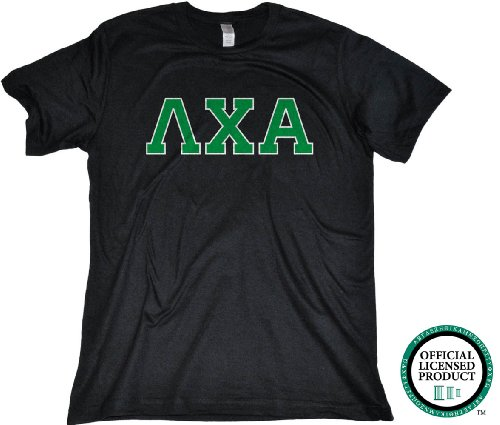 Ann Arbor T-shirt Co Men's Lambda Chi Fraternity T-Shirt
