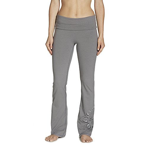 Gaiam Apparel Womens Bootcut Pants