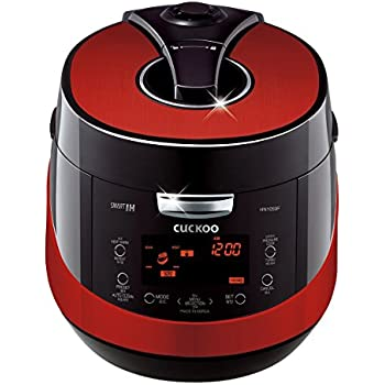 Amazon.com: Cuchen Black Diamond IH Pressure Cooker