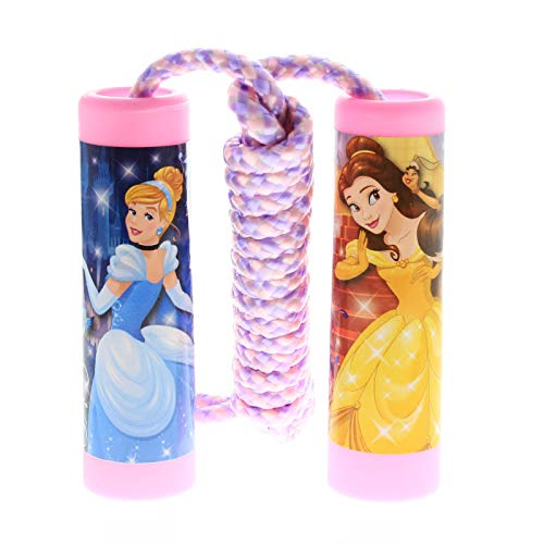 Disney Princess Belle With Cinderella Jump Rope Kids Exercise ()