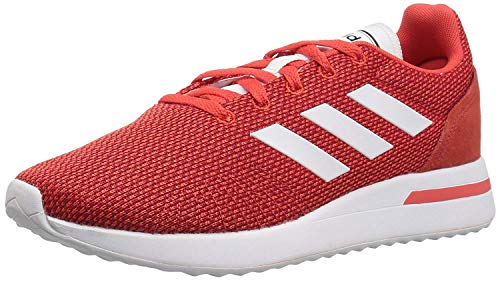 adidas Men's Run70S Running Shoe, hi-res red/White/Scarlet, 9.5 M US
