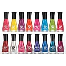 Sally Hansen Insta-Dri Nail Polish Set (Pack of 10)