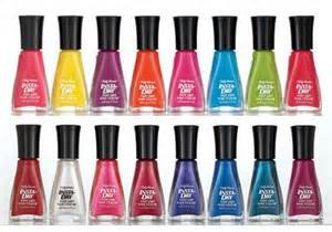 Sally Hansen Insta-Dri Nail Polish Set (Pack of - Tiffany Store London