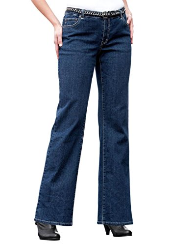 Jessica-London-Womens-Plus-Size-Tall-Bootcut-Jeans