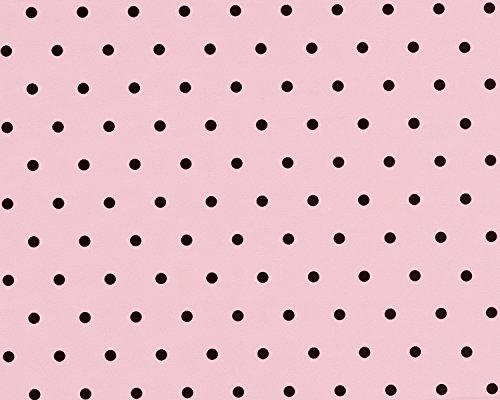 American Greetings Wrapping Paper, Polka Dots, 2.5' x 3.3'
