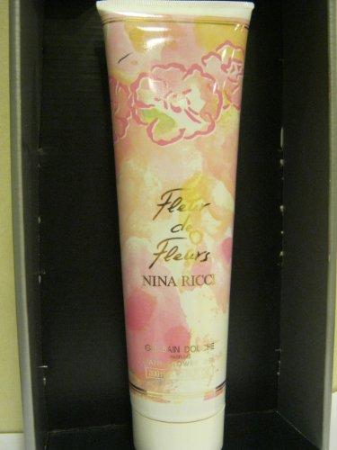 Fleur De Fleurs Nina Ricci Bath Shower Gel - 10 fl oz