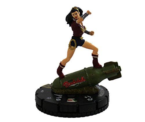 DC Heroclix Harley Quinn and the Gotham Girls: Wonder Woman #052]()