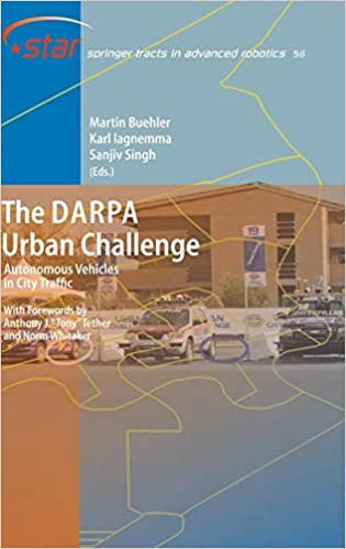 The DARPA Urban Challenge: Autonomous Vehicles in City Traffic