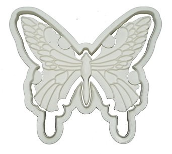 NY Cake Butterfly Plastic Cutter