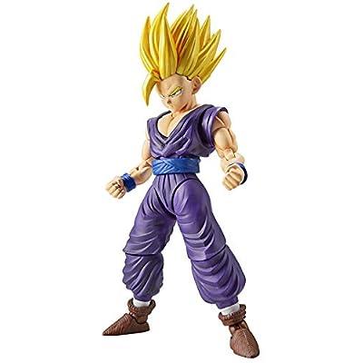 Dragon Ball Z Super Saiyan 2 Son Gohan (New Pkg. Ver), Bandai SpiritsFigure-Rise Standard: Toys & Games