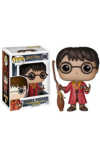 Harry Potter POP Quidditch Harry Potter Vinyl Figure