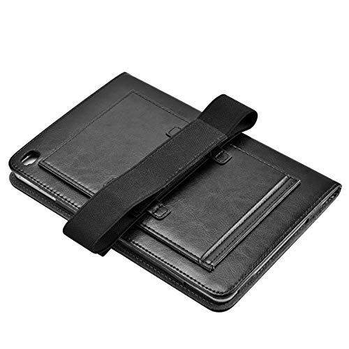 7.9 inch Tablet Pilot Kneeboard case and Strap for Android Tablets w a Screen Cleaning Cloth, ipad Mini 4, not for Insignia Flex 8