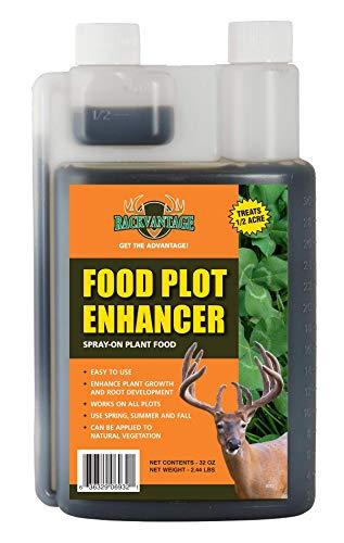 RackVantage Food Plot Enhancer (Best Food Plot For Deer Antler Growth)
