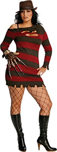 Miss Krueger Costume - Plus Size - Dress Size Up to (Miss Krueger Costume Plus Size)