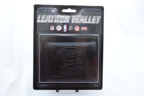 MLB Men's MLB Tri-Fold Leather Wallet – DiZiSports Store