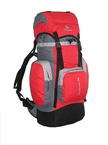 Clisport Rucksack coscoja 70L rote