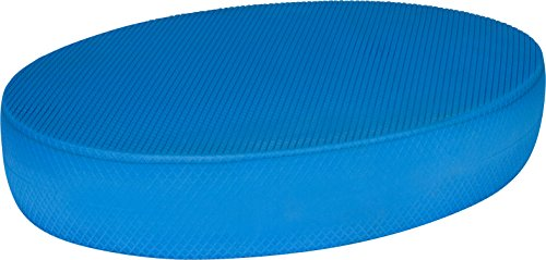 12' Balance Trainer Stability Pad for Core, Lower Back and Flexibility Training by Trademark Innovations (Single Set)