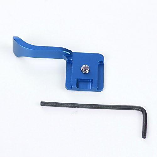 Run shuangyu Finger Daumen up Grip f/ür FUJIFILM FUJI XA1/X100T X100S XT1/X30/XE2/XPro1/XM1/S1/blau