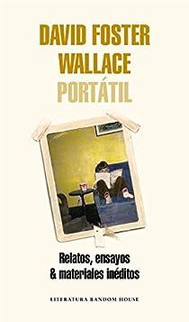 David Foster Wallace Portátil par Foster Wallace
