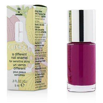 Clinique A Different Nail Enamel For Sensitive Skins - #04 Hi Sweetie 9ml/0.3oz