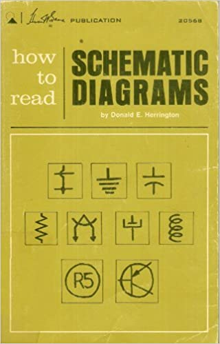 How to Read Schematic Diagrams #20568 Howard W. Sams Co. Publication ...