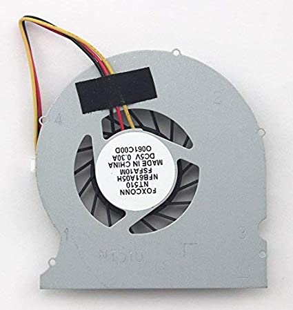 New Foxconn fan for NT510 NT410 NT425 NT435 NT-A3700 NFB139A05H NFB61A05H F1FA1