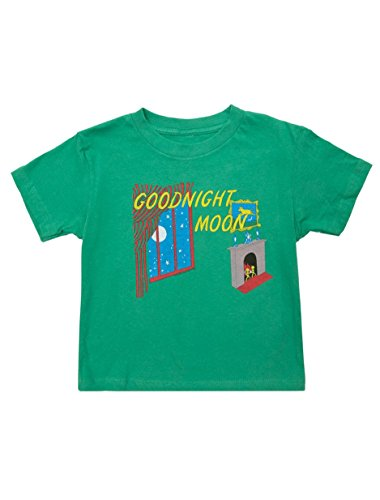 good night moon tee - 2