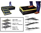 Structural Plastics Add-A-Level Modular Work Platform - 96X24'' - Base Platform