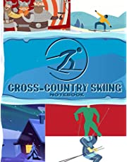 Norway Cross-Country Skiing Notebook: Blank Lined Journal For Norway Residents, Cross-Country Skiing Fan, Coach, Athletics, Norway Sports Lovers