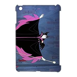 Sleeping Beauty Classic Lovely Cartoon Custom Hard Plastic Back Case Cover for iPad Mini