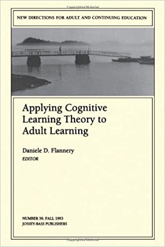 what is cognitive learning theory