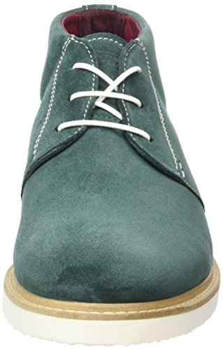 camel active Sunset 12, Botines para Hombre Verde (pine 03)