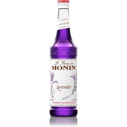 Monin Lavender Syrup 750ml