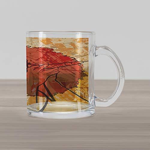 Lunarable Afro Glass Mug