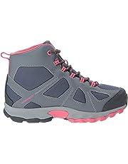 Columbia Peakfreak™ XCRSN Mid WP, Zapatillas de Senderismo, Impermeable Unisex Niños