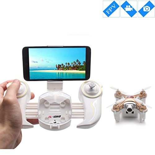 Cheerson Mini Drone With Camera Live Video And High Hold Mode Nano RC Quadcopter