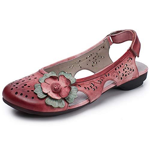 Zhrui Taille Eu Rose Rose Chaussures coloré 37 AqaHAr