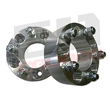 Un par (2) de la rueda espaciadores - 5 x 4,5