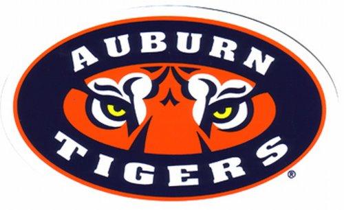 NCAA Auburn Tigers Car Magnet
