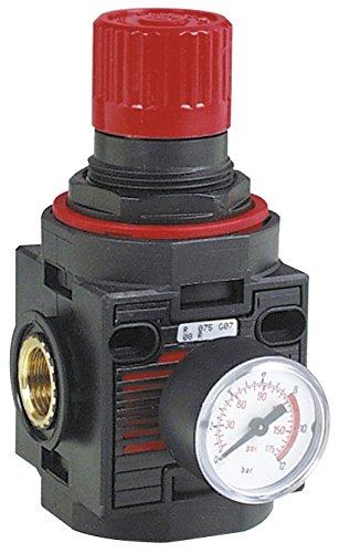 regulador de presión con manómetro para compresores de aire Fiac 942/12