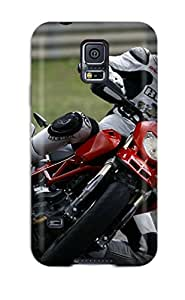 5088190K99988238 Hot Tpu Cover Case For Galaxy/ S5 Case Cover Skin - Ducati